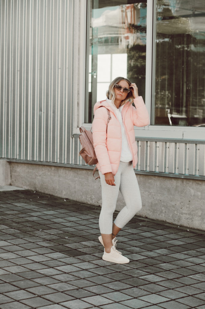 Joe Fresh X Jillian Harris Puffer Jacket
