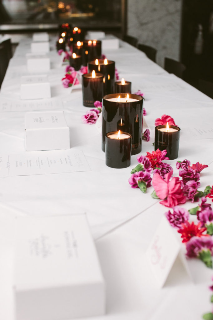 long table design