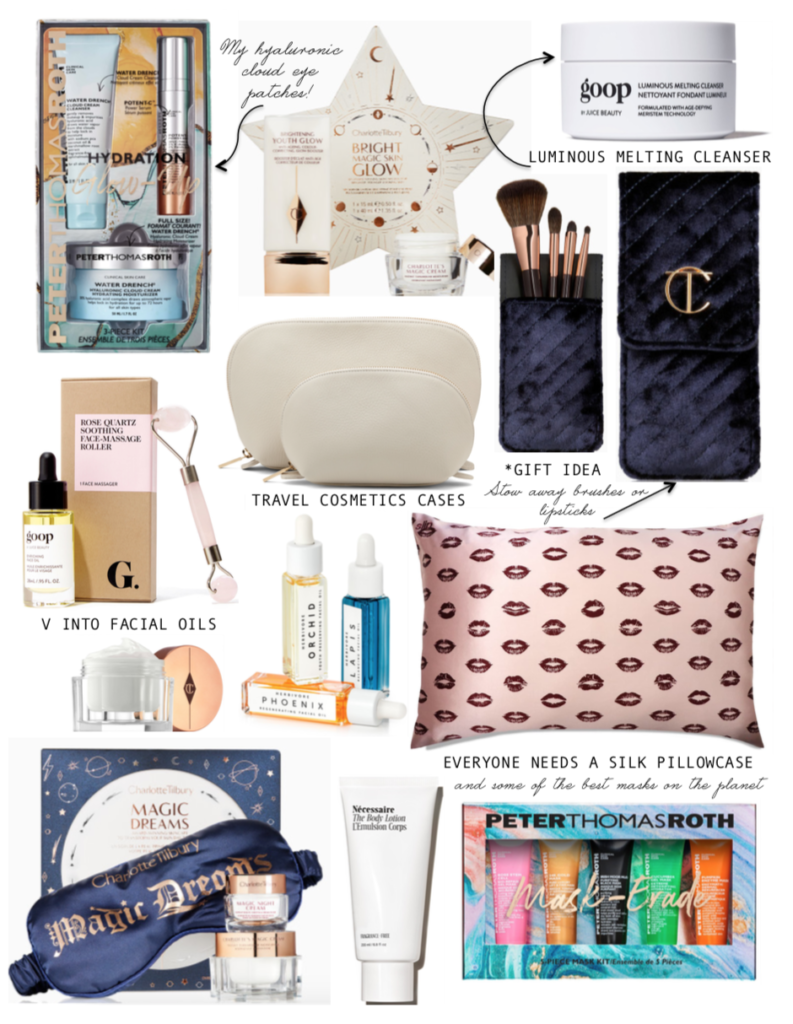 Holiday gift ideas for the skincare junkie on your list