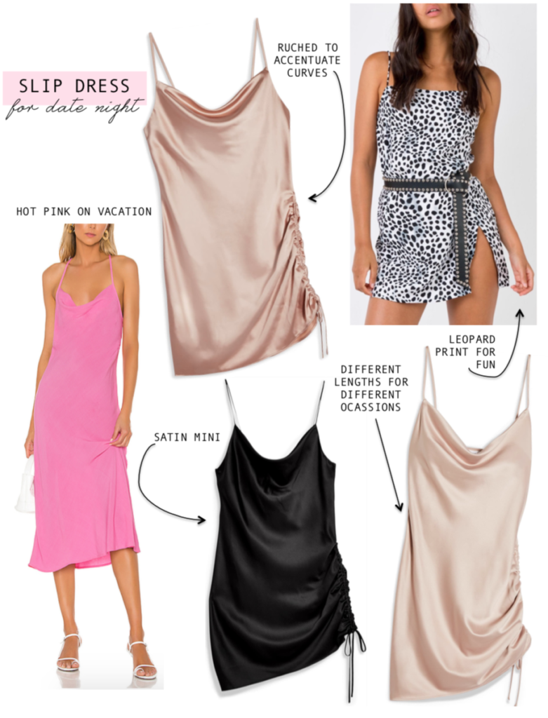 5 dresses for date night